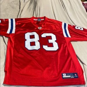 Authentic On Field Patriots Jersey